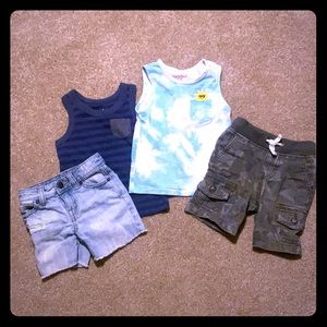 Cat & Jack toddler boy bundle